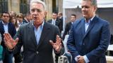 "Uribe insta al presidente Duque a reactivar bombardeos ""sin tregua"""