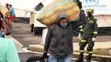 """""""Pensar en los venezolanos como armas biológicas es miserable"""": Migración"""