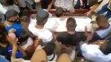 En video   Sepelio violó medidas sanitarias en Malambo