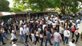 Unas 500 personas participaron de un sepelio en Mingueo, La Guajira
