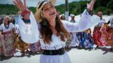 Gloria Estefan en el video musical de