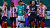 Imagen del duelo entre Junior y Deportivo Cali este año en Palmaseca.