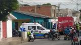En video | Reportan accidente de tránsito en el barrio Buena Esperanza