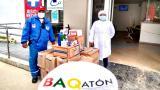 BAQatón, una iniciativa que le pone el pecho a la COVID-19