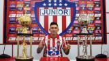 'El Boyaco' Ángel recibe nuevo chance en Junior