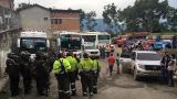 Excombatientes de las Farc culminan traslado de zona por amenazas y violencia