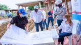 A toda marcha avanza construcción del tanque de Cupino en Puerto Colombia