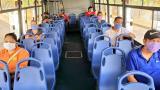 """""""Es posible una ocupación del 70% en el transporte público"""": Mintransporte"""