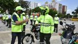 En Barranquilla, 200 orientadores ayudarán a regular la movilidad
