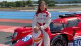 La colombiana Tatiana Calderón disputará este fin de semana la segunda prueba de las European Le Mans Series de 2020.