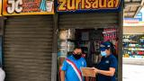 Distrito comienza reapertura del comercio informal con 'pico y cédula'