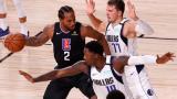 Raptors se exhiben; Celtics, Clippers y Nuggets acaban ganadores