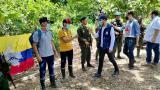 Disidencias de las Farc dejan en libertad a dos secuestrados en el Catatumbo