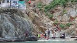Sancionados por hacer uso del mar en Santa Marta
