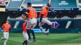 En video | Rays y Astros cantaron victoria