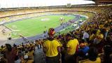 El estadio Metropolitano es la casa de la Selección Colombia.