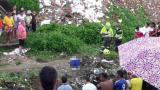 En video | Un muerto, riñas e inundaciones en aguacero
