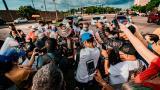 El nuevo Rey Vallenato, Manuel vega, tuvo un recibimiento caluroso en su natal Cartagena