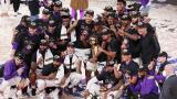 De la mano de Lebron, los Lakers consiguen el decimoséptimo título de NBA