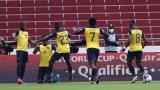 Ecuador venció 4-2 a Uruguay en un duelo con mucha participación del VAR