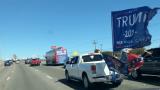 El FBI investiga emboscada contra caravana de Biden en Texas