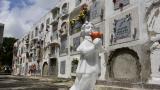 En video | Las tumbas más populares del cementerio Calancala