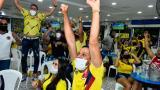 Casos de Covid-19 aumentaron por partidos de la selección Colombia