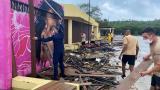 Duque ordena a Ungrd atender emergencia en San Andrés por huracán Eta