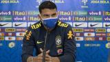 Thiago Silva comandará la defensa de la selección brasileña.