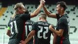 El croata Vida jugó 45 minutos siendo positivo por Covid-19