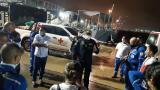 La Cruz Roja y la Armada Nacional están apoyando las labores de atención.
