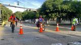 Continúan los domingos de Ciclo vía en Barranquilla
