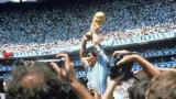 Datos, cifras y talento: los números de Diego Armando Maradona