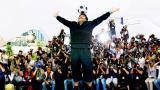 Maradona tocó el cielo y el infierno