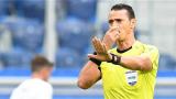 Wilmar Roldán pitará el duelo entre Junior y Tolima, en el estadio de Techo
