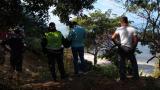 En video   Asesinaron a tiros a dos personas en Santa Marta