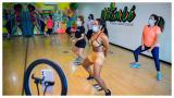 'Fitness dance', la actividad que tonifica el cuerpo al son de la música