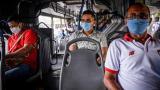 Operadores esperan poder  poner en funcionamiento los buses con el 100% de ocupación.