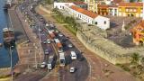 El reparcheo de las calles del Centro Histórico es una de las prioridades en Cartagena.