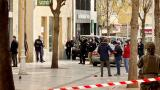 Hombre decapitó a un vagabundo en Francia y arrojó su cabeza por una ventana
