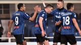 En video | Luis Fernando Muriel, gol y asistencia en empate del Atalanta