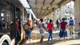 Jornada de seguridad vial en Transcaribe