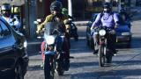 La estrategia para frenar el crimen que viaja en dos ruedas