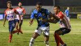 Willer Ditta fue titular en el encuentro contra el Boyacá Chicó.