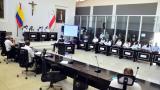 Gobernadora instaló el primer periodo de sesiones de la Asamblea