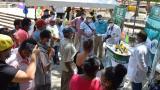 Policía presentó oferta institucional a ciudadanos de Sincé