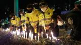 Asesinado patrullero que impidió robo en Bogotá