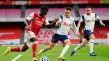 Arsenal 2, Tottenham 1: No bastó la rabona de Lamela