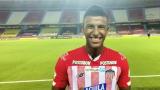 """""""Rubén Manjarrés es un jugador que promete"""": Luis Amaranto Perea"""
