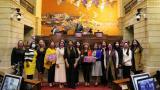 Una decena de proyectos que favorecen a mujeres